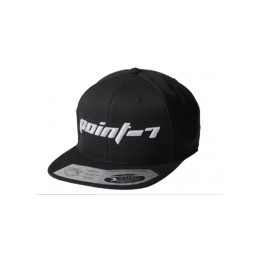Point Seven Casquette Black Team Officiel