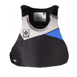 Mystic Star Floatation Vest Zipfree Bleu