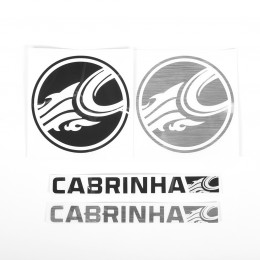 Cabrinha Sticker Pack (x4)