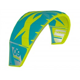 F-One bandit XI lime / turquoise