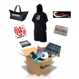 SurfShop.fr Goodies Surf Box
