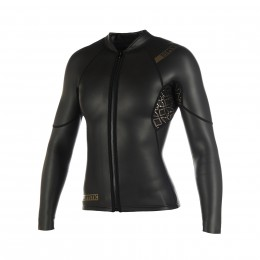 Mystic Diva Black Series L/S Jacket Neoprene 2mm