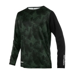 Majestic L/S Quickdry Dark Olive