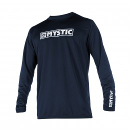 Mystic Star L/S Quickdry Navy