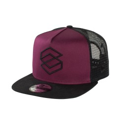 Ion Cap Scrub Bordeaux