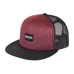 Supreme Cap Dark Red