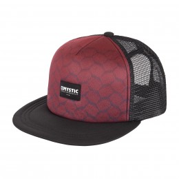 Mystic Supreme Cap Dark Red