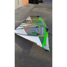 Northsails Super Hero green 5.3m² occasion