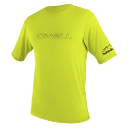 O'Neill Basic Skins Sun Shirt Slim Lime