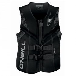 Women REACTOR 50N ISO VEST Black