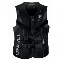 O'Neill Women REACTOR 50N ISO VEST Black