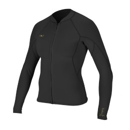 O'Neill WMS BAHIA 1/1.5MM JACKET Black