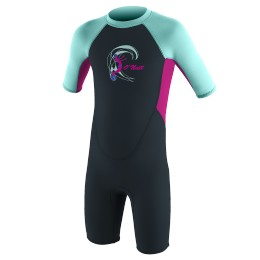 O'Neill Toddler Reactor BZ Girls 2MM Ardoise