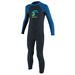 O'Neill TODDLER REACTOR FULL BOYS 2MM Acqua