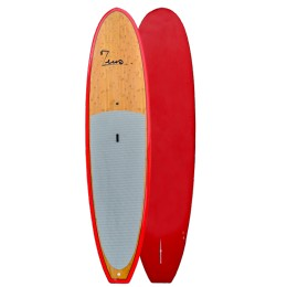 Zeus Surfboards Bamboo 11'