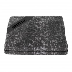 Towel Quickdry Black