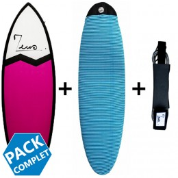 Zeus Surfboards Pack Rolly Eva 5'10