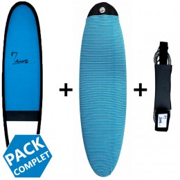 Zeus Surfboards Pack Temper IXPE 8'