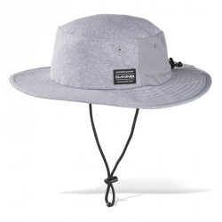 no zone hat grey