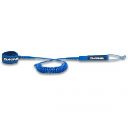 sup leash coiled 10' x 3/16 ankle scout