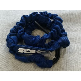 Side-on Tire veille blue