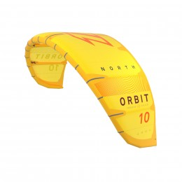 North Kiteboarding Orbit Jaune