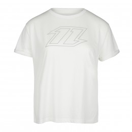 North Kiteboarding Logo Tee Blanc