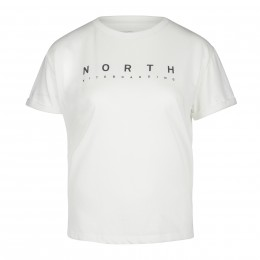 North Kiteboarding Solo Tee Blanc