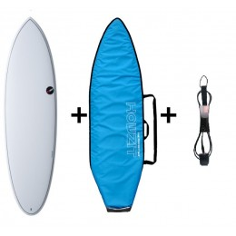 NSP Surfboards Pack Element Hybrid