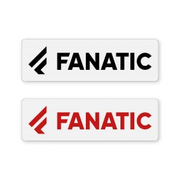 Fanatic Sticker Fanatic Black Petit