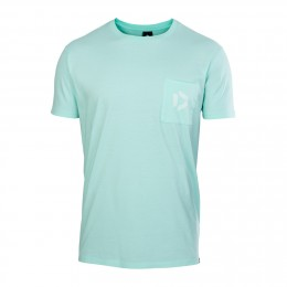 Duotone Tee SS Pocket Mint