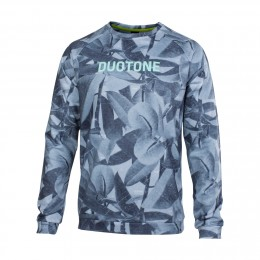 Duotone Sweater All Over Gris