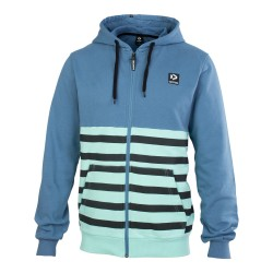 Zip Hoody Team Off Blue