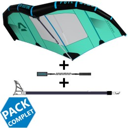 Duotone Pack Complet Foil Wing Green