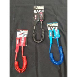 Leash Coil 9' Race Clear Series