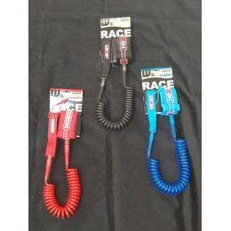 Howzit Leash Coil 9' Race Clear Series