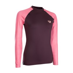 Rashguard Women Rouge