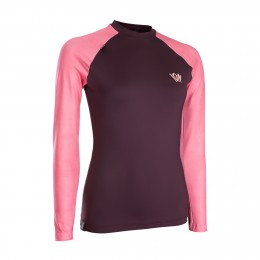 Ion Rashguard Women Rouge