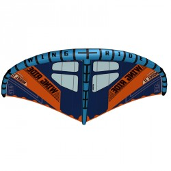 Wing Ride Bleu/Orange