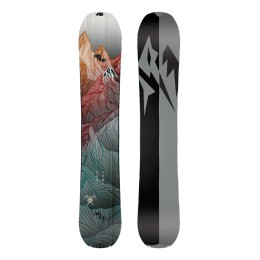 Jones Snowboards Solution split