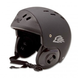 GATH CASQUE GATH HAT SURF CONVERTIBLE  BLACK