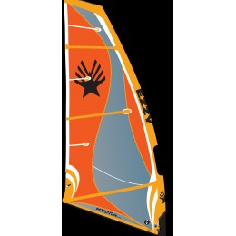 Ezzy sails Hydra sport orange