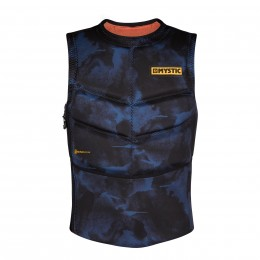 Mystic Majestic Impact Vest Side Zip Navy