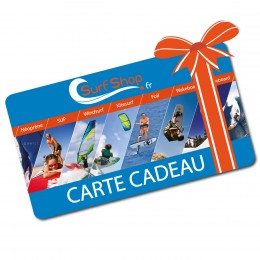 SurfShop.fr Carte Cadeau