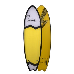 Zeus Surfboards FISH EVA 6'2
