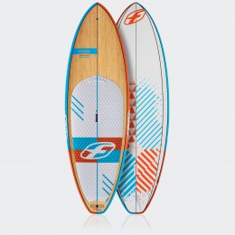 F-One madeiro bamboo deck