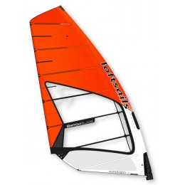 Loftsails switchblade orange