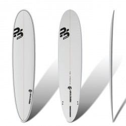 Perfect Stuff 9'1 LONGBOARD CLEAR