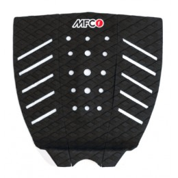Maui Fin WIDE TRACTION PADS BLACK
