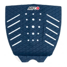Maui Fin WIDE TRACTION PADS BLUE
